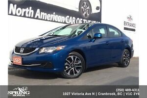 2013 Honda Civic EX $120 Bi-Weekly