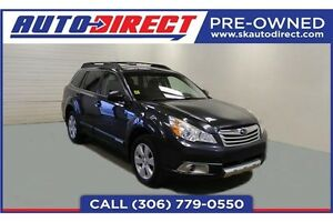 2011 Subaru Outback 2.5 i Sport Package