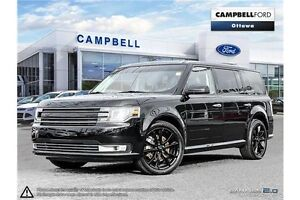 2016 Ford Flex Limited AWD-LEATHER-NAV-POWER ROOF