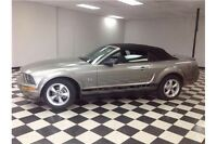 2009 Ford Mustang V6 V6 - CONVERTIBLE**LEATHER**POWER DRIVER