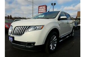 2013 Lincoln MKX Base ACCIDENT FREE CLEAN CAR-PROOF !!!