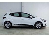 Renault CLIO DYNAMIQUE NAV DCI (white) 2017