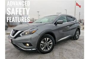 2018 Nissan Murano SL Leather Heated Seats Sunroof FREE Delivery