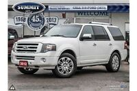 2012 Ford Expedition Limited 4x4/Leather/V8/RemoteStart/20