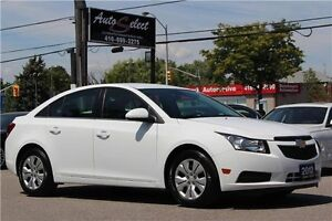 2012 Chevrolet Cruze ONLY 64K! **BLUETOOTH** CLEAN CARPROOF
