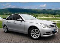 Mercedes-Benz C Class 2.1 C220 CDI SE (Executive Premium) 4dr