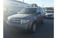 2008 Ford Escape XLT Low Kilometer & 4x4!