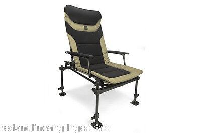 Korum NEW X25 Deluxe Accessory Chair KCHAIR/51