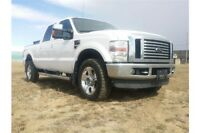2010 Ford F-350 Lariat Fully loaded Lariat 4x4 diesel