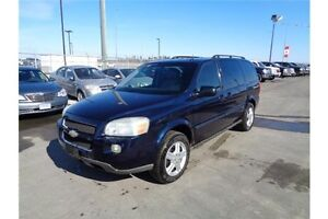 2005 Chevrolet Uplander LS 3.5L 6CYL AUTO WITH DVD