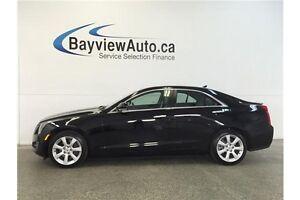 2013 Cadillac ATS PERFORMANCE PKG- AWD! 3.6L!