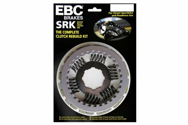 FIT HONDA NC 700 SC/SD (Manual Gearbox) 12>13 EBC ARAMID RACE CLUTCH