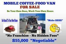 MOBILE COFFEE - FOOD VAN South Lake Cockburn Area Preview