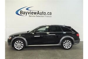 2016 Audi A4 ALLROAD- AWD! PANOROOF! LEATHER! BLUETOOTH!