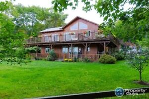 Private WATERFRONT home loaded with extras!