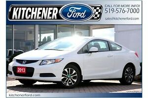 2013 Honda Civic EX EX/COUPE/AUTO/ALLOYS/PWR GROUP/ALLOYS