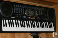 Casio CTK 533 keyboard
