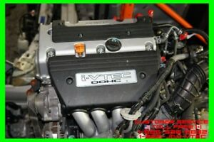 JDM Honda Accord Acura TSX Element Engine K24A K20A Japan