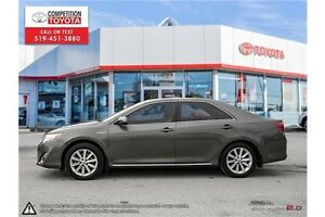 2012 Toyota Camry Hybrid XLE One Owner, No Accidents, Toyota... London Ontario image 3