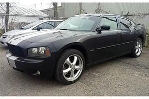 2008 Dodge Charger R/T | AWD + CERTIFIED + E-Tested Kitchener / Waterloo Kitchener Area image 1