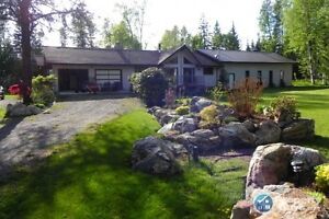 Rancher style home on 10 acres in Nakusp ID 196571