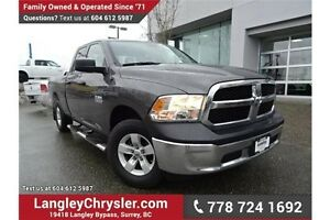 2016 RAM 1500 ST ACCIDENT FREE w/ 4X4 & LINEX BED