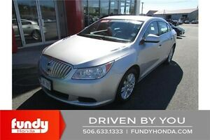 2011 Buick LaCrosse CX V6 - POWER SEATS - REMOTE STARTER!