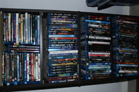 Tons of Blu-Rays