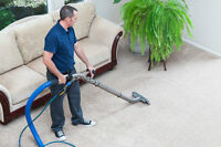 One Week Only! 25% Off All Carpet and Upholstery Cleaning