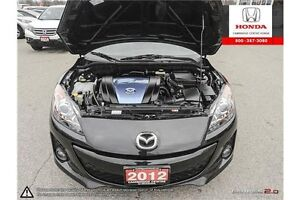 2012 Mazda 3 GS-SKY LEATHER INTERIOR | BLUETOOTH | POWER SUNROOF Cambridge Kitchener Area image 8