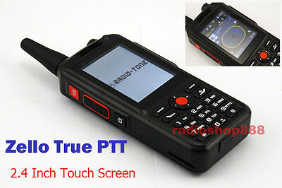 Radio-tone RT3 True PTT Android wifi Walkie Talkie Zello Smartphone