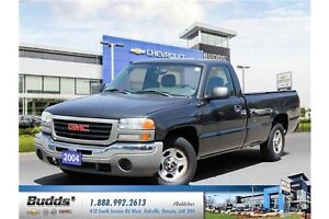 2004 GMC Sierra 1500 SL SAFETY AND E-TESTED