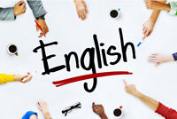 $50/week - Private English Course – First week is Free