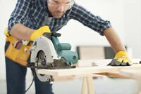 $ 14.00 to $ 16.00 HR GENERAL LABOURER OR CARPENTERS HELPER WANT