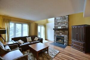 Blue Mountain 3bdrm condo, book Fall & Winter getaways now!