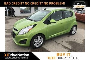 2015 Chevrolet Spark 1LT CVT FACTORY WARRANTY!