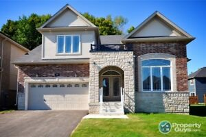 "Orillia: Bradley Homes is Proud to Present ""The Sapphire"""