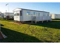 17th to 24 august available!! 8 berth 3 bedroom caravan on the chase