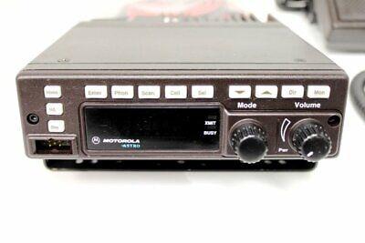 Motorola Astro Spectra Vhf P25 Digital Widenarrow Trunking Radio 146-174mhz Ham