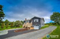 Fully Renovated Home on Over An Acre Lot