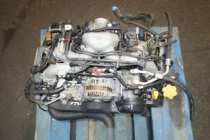 JDM Subaru Forester 2.5L EJ25 Replacement Engine 2000-2005
