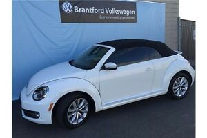 2013 Volkswagen Beetle 2.5L Highline CONVERTABLE