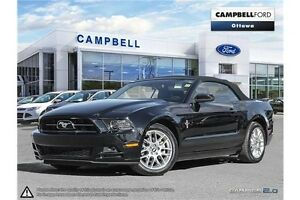 2014 Ford Mustang V6 Premium NAV-CONVERTIBLE-AUTO-LOW KMS