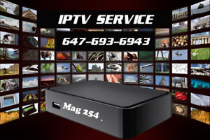 IPTV ☆☆☆ Only $13 a month ☆☆☆