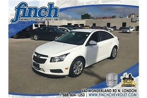 2014 Chevrolet Cruze 1LT 1LT|MANUAL|BLUETOOTH|XM|BACKUP CAM
