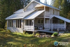 home on 25 acre property in Castlegar ID 196153