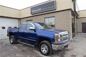 2014 Chevrolet Silverado 1500 1WT 4WD, Hitch, Running Boards