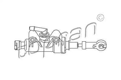 TP Clutch Master Cylinder Fits CITROEN C8 PEUGEOT 806 807 Expert 218207