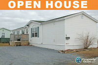 OPEN HOUSE! Great Corner Lot Mini Home, New Kitchen. Why Rent?