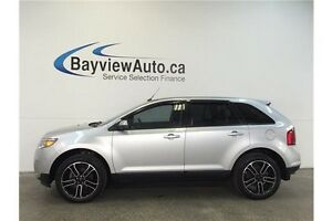 2014 Ford EDGE SEL- AWD! PANOROOF! LEATHER! NAV! SYNC!